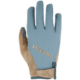 Roeckl Mora Gloves, szary